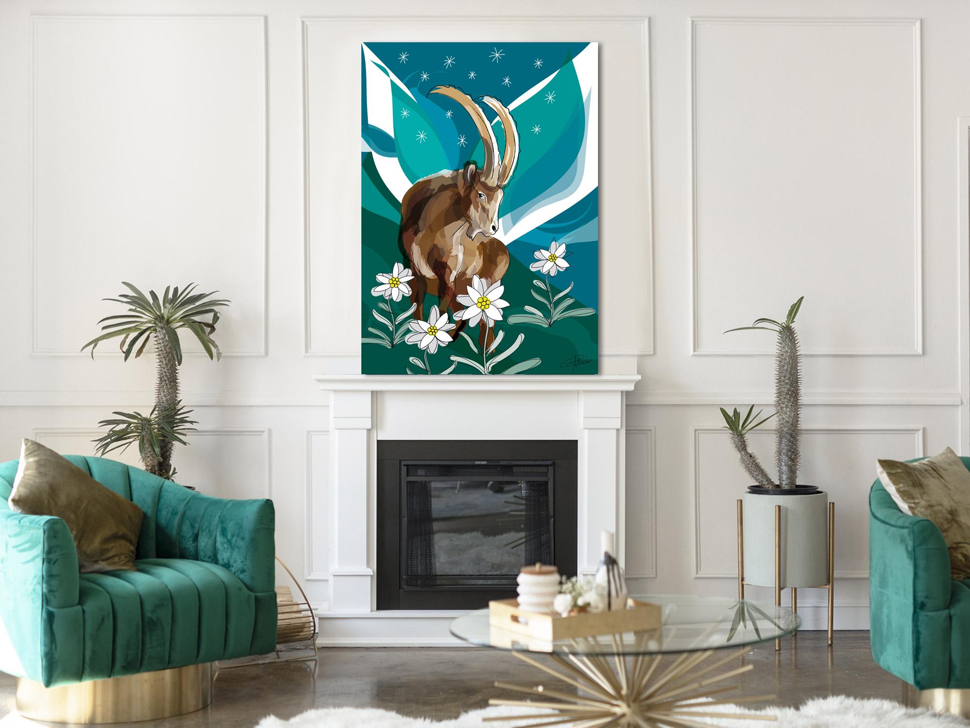 tableau lynx affiche